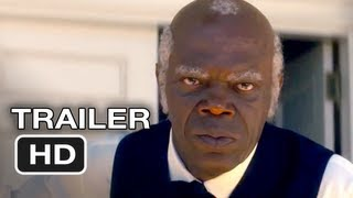Django Unchained Full International Trailer - Quentin Tarantino Movie HD