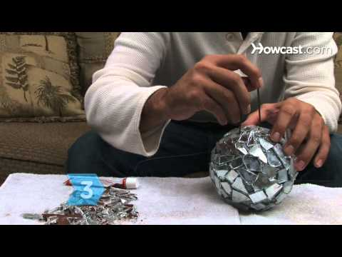 How to Make Your Own Disco Ball