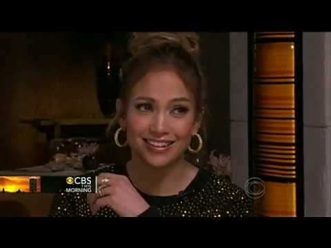 JLO Turkey * 25 JAN 2013 - Jennifer Lopez CBS This Morning Interview