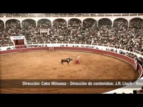 Ciudadano Cake: Toros, pasión española