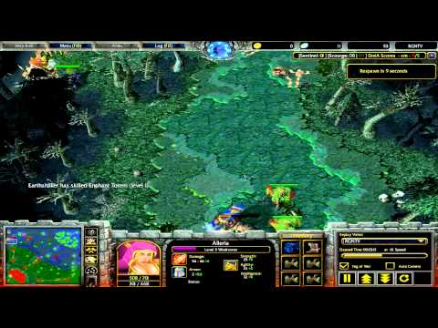 DotA 6.74c - GMPGL 4.3 - Revitalize vs Dreamz