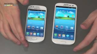 Vidéo : Samsung Galaxy S3 Mini VS Samsung Galaxy S3