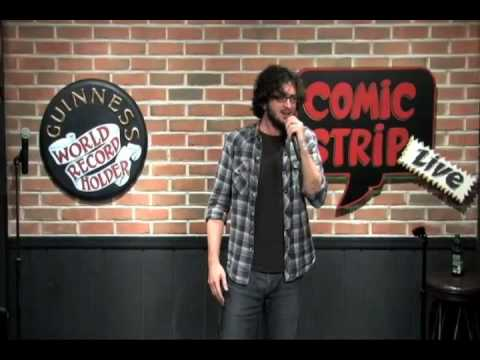 Part Two: Lee Camp Live at Comic Strip (NYC)