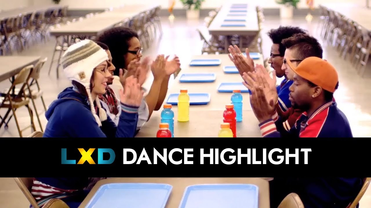 The LXD's Dance Scenes --  FANBOYZ Pt. 2 [DS2DIO]
