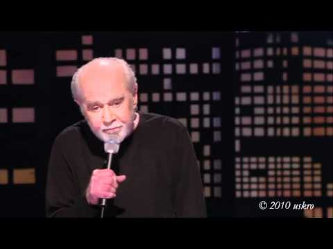 George Carlin - Extreme Human Behaviour (Comportament uman extrem) [RO SUB][uskro]