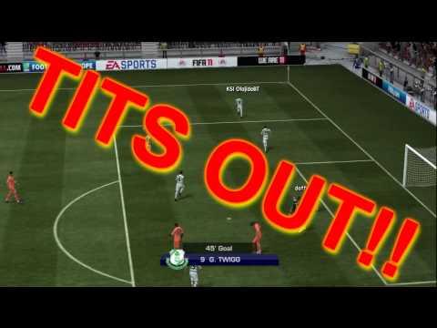 FIFA 11 | You Pick I Play | Shamrock Rovers vs F.C. Barcelona (Part 1)