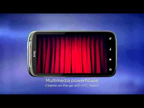 HTC Sensation Promo Video