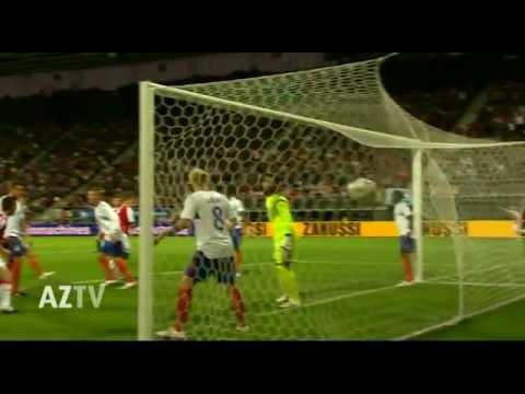 AZ Alkmaar 6 - 0 Aalesunds FK All Goals, Highlights (25/08/2011) - Jozy Altidore 2 goals Aalesund