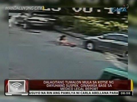 24 Oras: Dalagitang tumalon mula sa kotse sa Mandaluyong, ginahasa umano