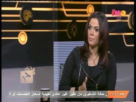 بالفيديو : ممثلة مصرية تخلع الحجاب وتظهر ببرنامج تلفزيوني
