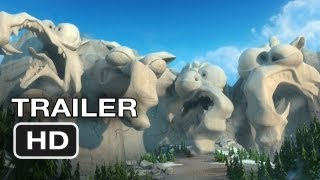 Ice Age: Continental Drift Official Trailer (2012) Animated Movie HD