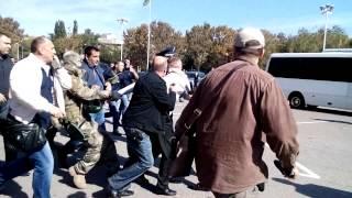 В Одессе побили регионала Нестора Шуфрича