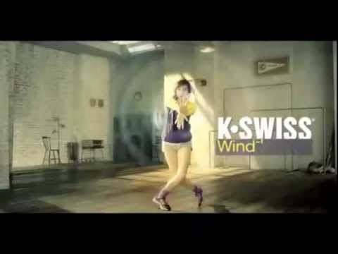 K-SWISS - Wind Fighter Ad