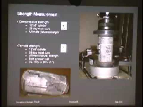 ARCH 324 - Reinforced Concrete by Ultimate Strength Design - Lecture 1