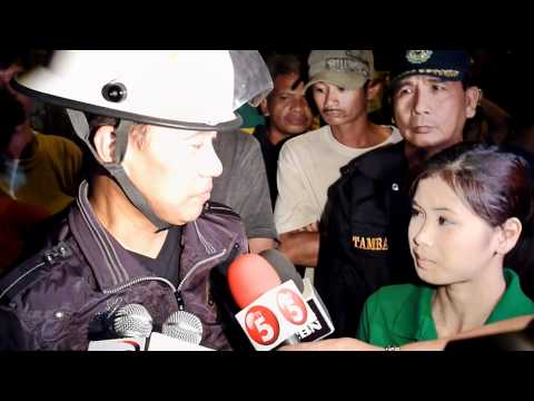 March 16, 2011 Fire in Visayas Ave.