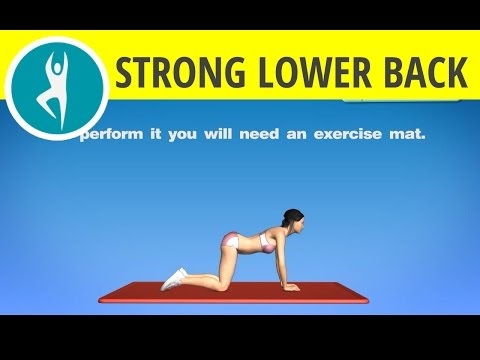 Low Back Pain Remedy: Stretching Exercise for Painful Low Back