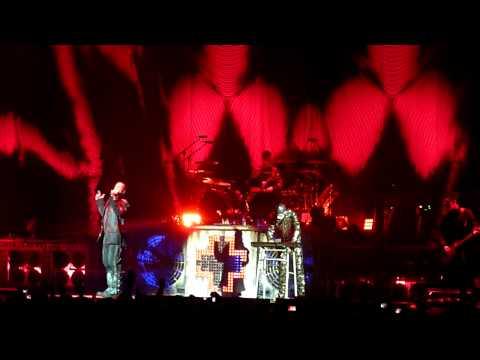 "Rammstein-""America"" Budapest 2011-11-10 HD"
