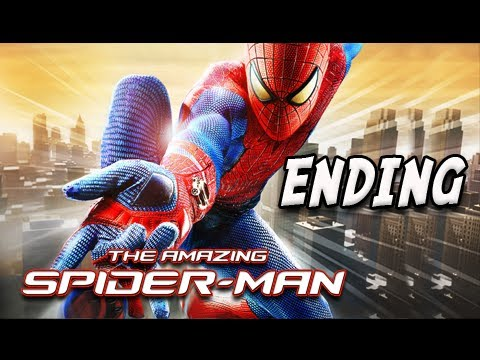 The Amazing Spider-Man Walkthrough - Part 36 ENDING Let's Play XBOX PS3 PC
