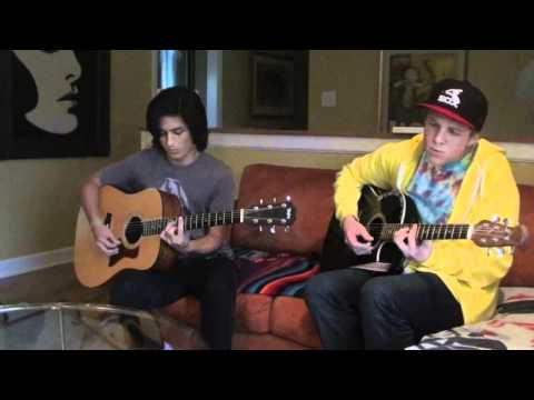 Deuces - Chris Brown Acoustic Cover by Jamie Lono