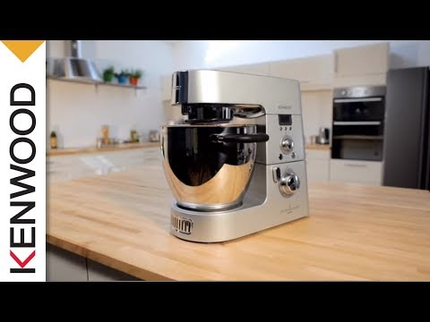Kenwood Cooking Chef Kitchen Machine | My First Recipes