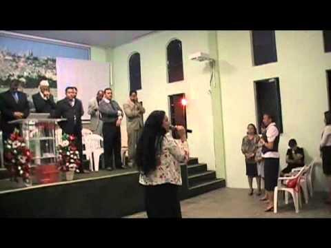 Missionária Rose Novais na Igreja O Poder da Fé (Segunda e Última Parte)