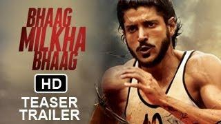 Bhaag Milkha Bhaag Teaser