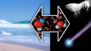 Waar komt het water op onze aarde vandaan?