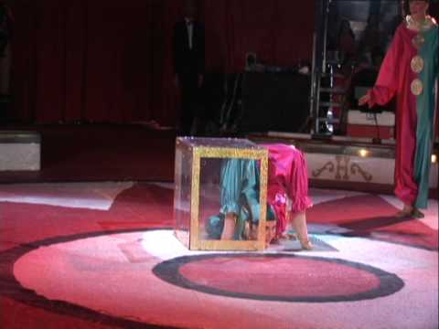 Contortion in a Cube