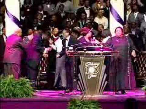2007 Holy Convocation, COGIC Mass Choir