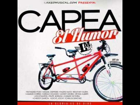 Capea el humor - Jochy Santos, irving alberti,el boli,aquiles correa,Reimon Pozo y Miguel Sepede,