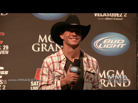 Donald Cerrone UFC 155 Fan Q&A With Bonus Liz Carmouche Appearance (HD / Complete   Unedited)