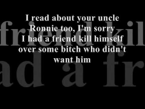 Eminem Stan Lyrics