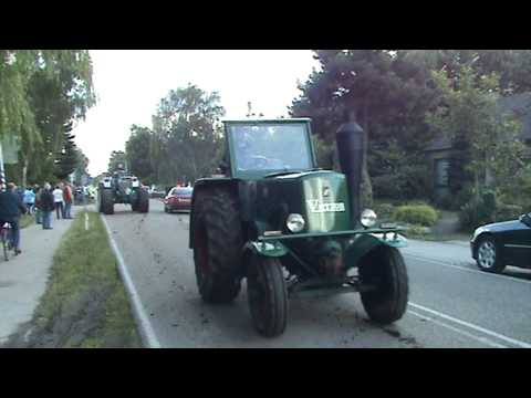 Big Ford Tractor and Green Vierzon oldtimer tractor and other!!!