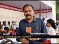 Фрагмент с начала видео - Sanal kumar's wife protest at secretariat | LIve Updates