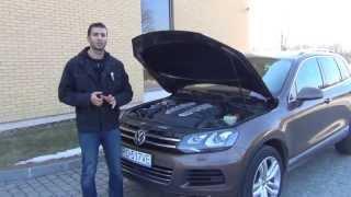 VW Touareg - 3 wady i 3 zalety