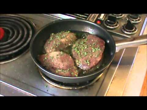 How to Cook the BEST Venison Steak Meal