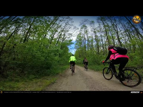 VIDEOCLIP Traseu SSP Bucuresti - Comana - Vlad Tepes - Bucuresti (bujorul de padure in Padurea Comana) [VIDEO]