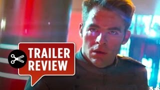 Instant Trailer Review - Star Trek Into Darkness Extended Teaser (2013) JJ Abrams Movie HD
