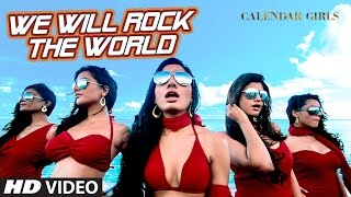 We Will Rock The World Video Song - Calendar Girls