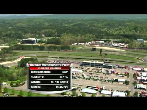 Part 3 of 15 - Indycar 2011 Round 2 Barber race