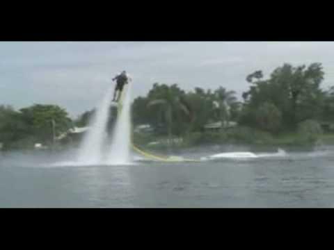 JetLev-Flyer Water Jet Pack Facts