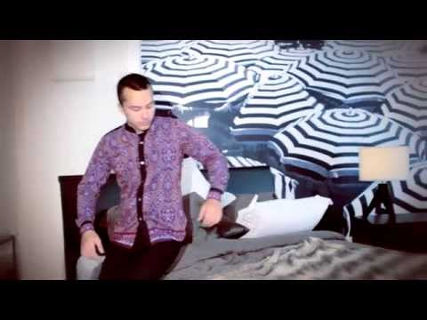 IKAT Indonesia Pour Homme Campaign