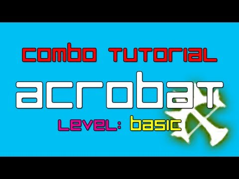 Dragon Nest - Acrobat Tutorial: Basic Combos