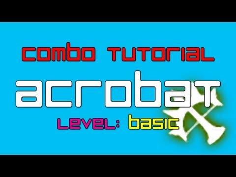 Dragon Nest - Acrobat Tutorial: Basic Combos