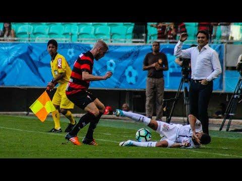 Veja o gol de Vitória 0 x 1 Corinthians