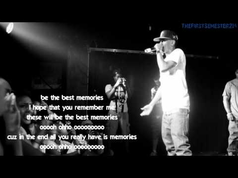 Memories - Big Sean