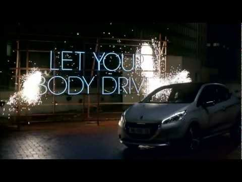 Peugeot 208 official reveal video
