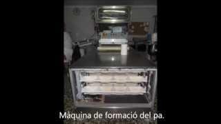 Como se hace el pan. José Luís Andrés. Panadería Rospan.