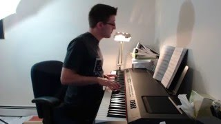 Disney - Hunchback - Someday for Piano Solo (LIVE)