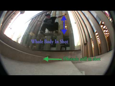 How to Film Skateboarding (HD)